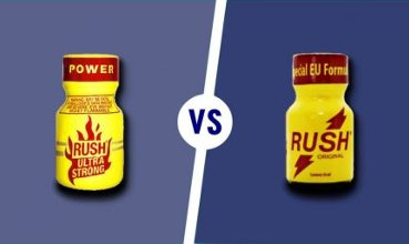 Rush vs Rush Poppers